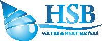 HSB – Water & Heat Meters Logo